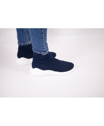 CLIONA UP SNEAKERS NAVY...