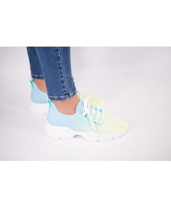 SNEAKERS IN CAROLA CANVAS...