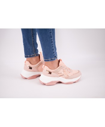 FANCY SNEAKERS PINK CLIONA