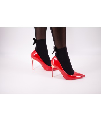 RED CIROLA PATENT PUMP WITH...