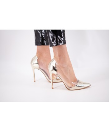 TRANSPARENT PUMP CHRISTELLA...
