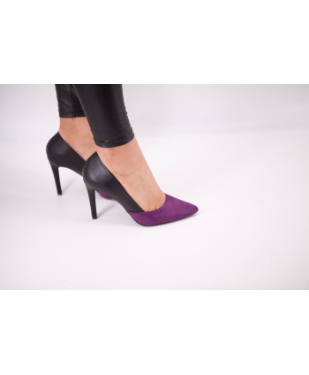 CLEA BI MATERIAL PURPLE AND...