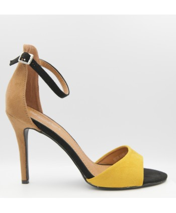 YELLOW AND BEIGE CATALNA...